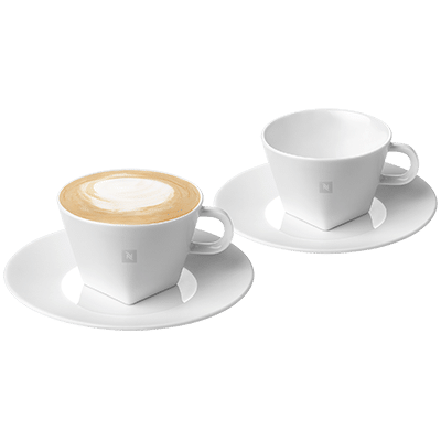 Voir PURE Cappuccino Tasses