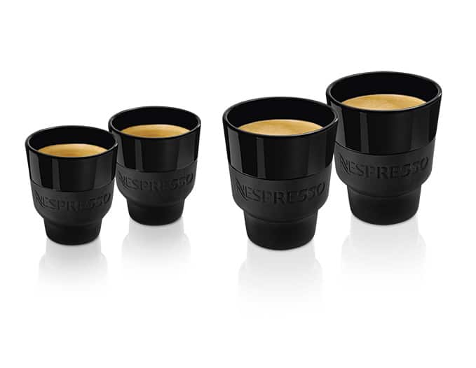Voir Coffret Touch Espresso & Lungo Tasses