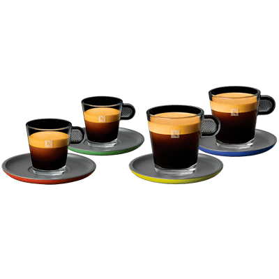 Voir VIEW Espresso et Lungo Tasses